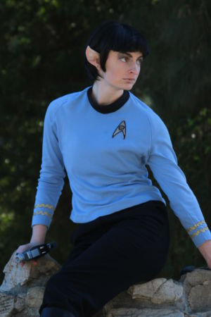 Spock - Star Trek - Cosplay