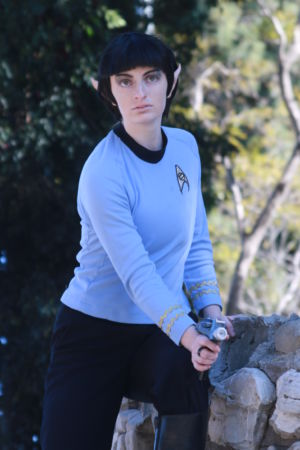 Spock - Star Trek Cosplay
