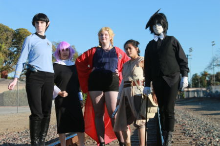 Cospay Group in Torrance California
