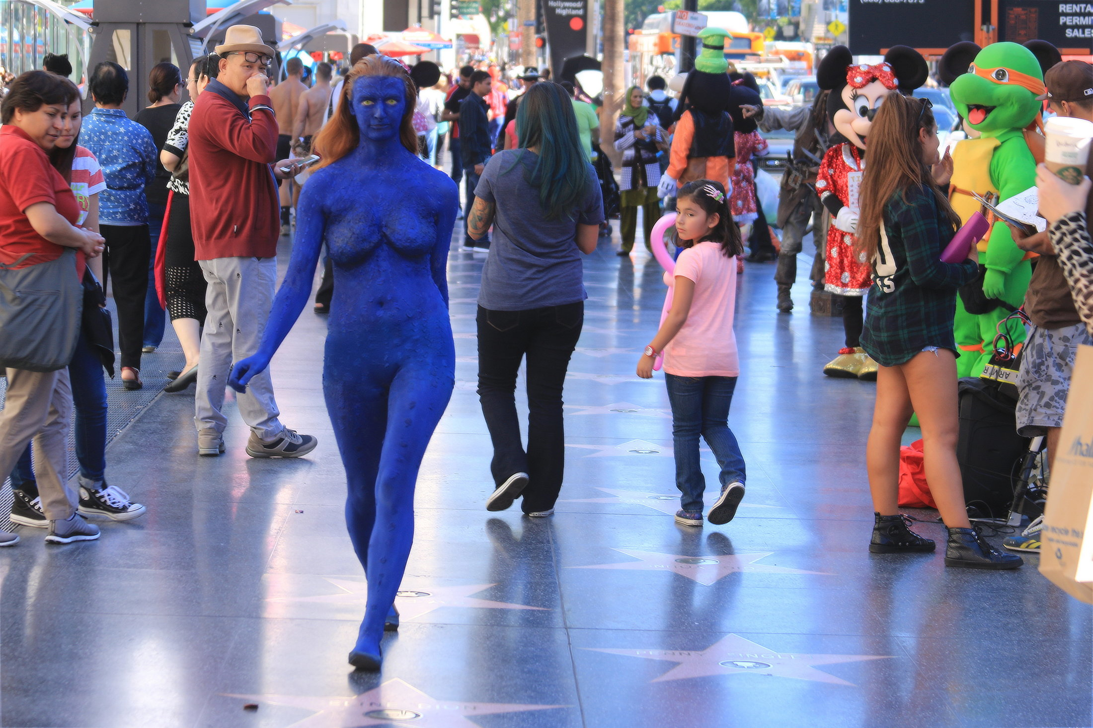 Cosplay Highlights: Mystique